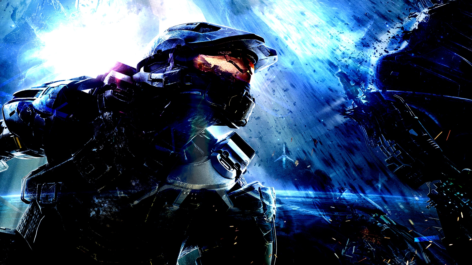 Halo 4 Anyone? A Collection of Halo 4 Wall Papers | C Town ...