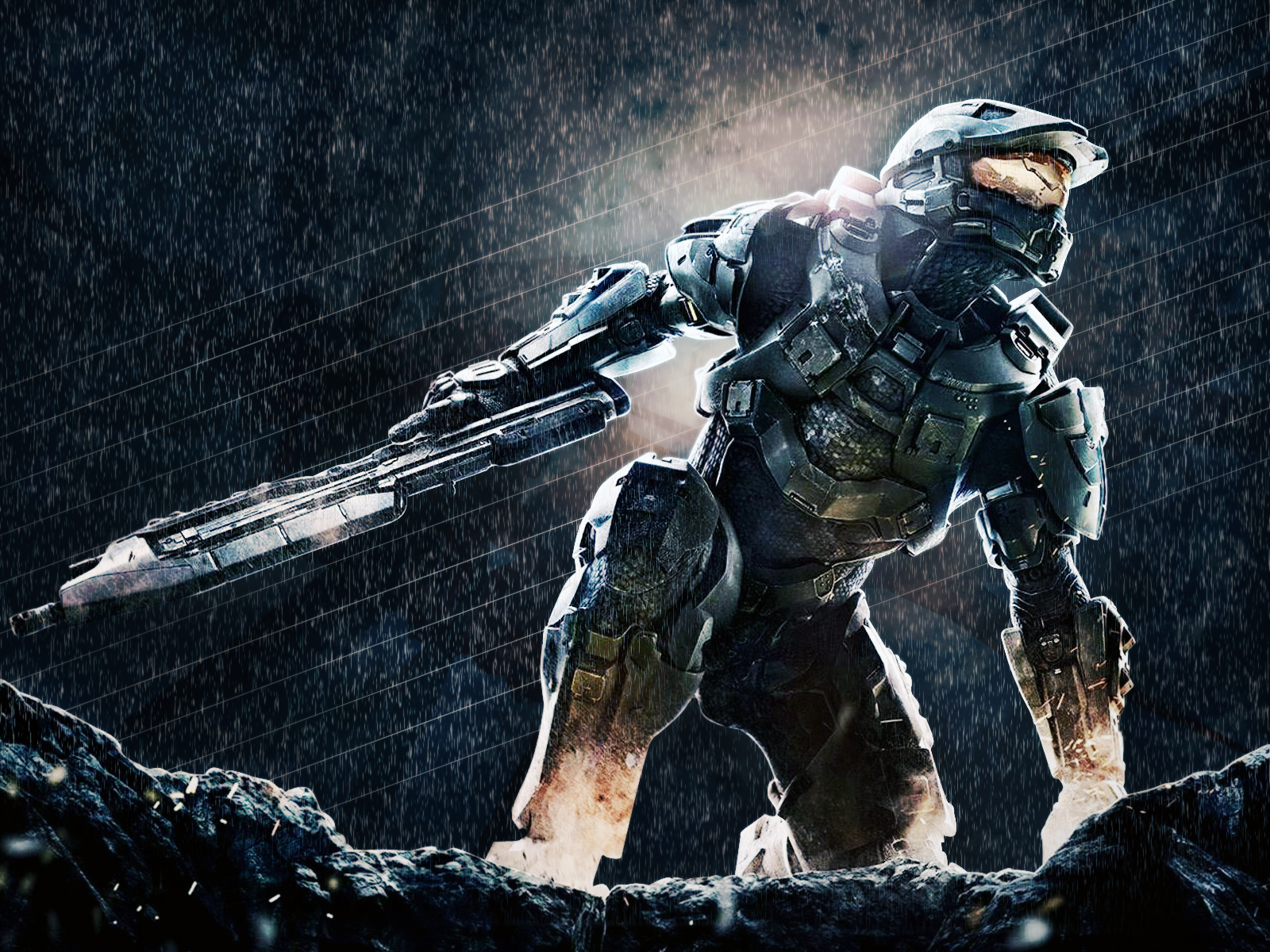 ENJOY Halo 4 Master Chief Wallpaper By Zehbehdee D5kob55