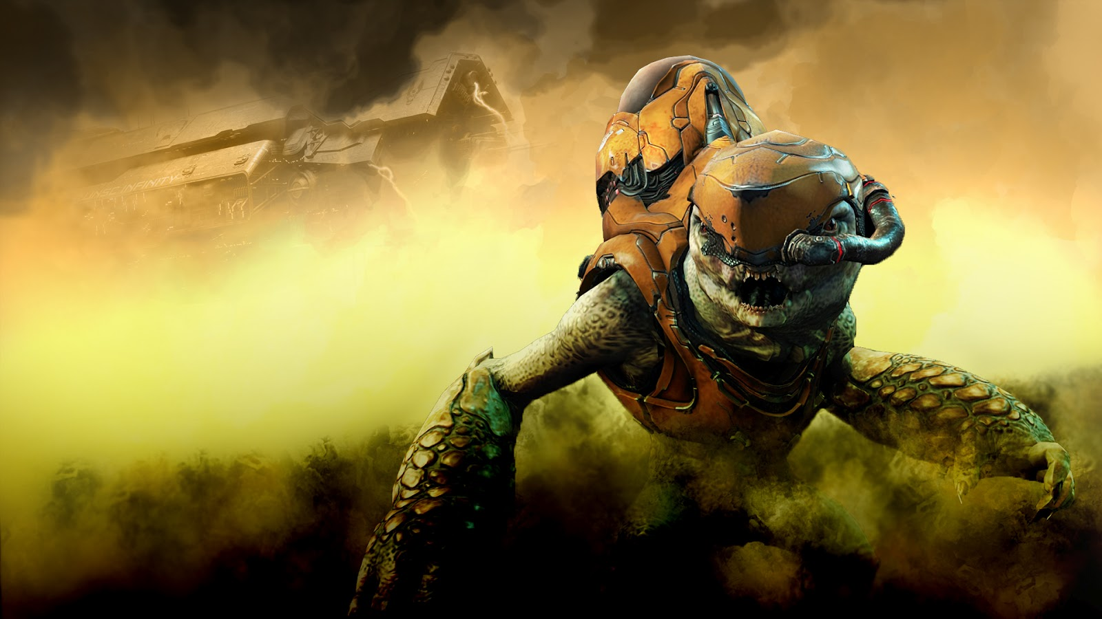 Halo 4 anyone a collection of halo 4 wall papers c town - Halo 4 pictures ...