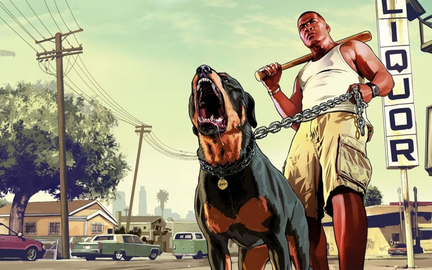 grand theft auto 5 Hd wallpaper