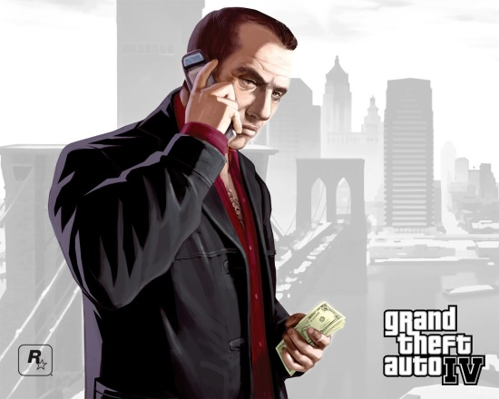 GTA IV wallpaper