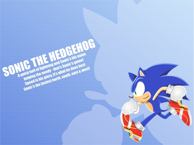 Sonic The Hedgehog Wallpapers C Town Gaming
