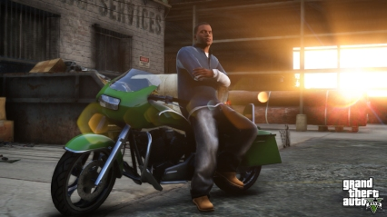 official-screenshot-franklin-chilling-with-a-motorcycle