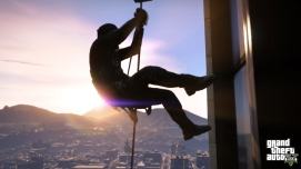 official-screenshot-michael-rappels-down
